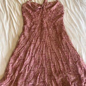 Dresses & Skirts - Paisley halter dress
